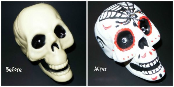 6 Must-Try Halloween Crafts - Found on www.theresasreviews.com - Photo credit: Felicia Ramos-Peters