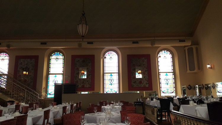 Peaceful Weekend Getaway In Bucks County, Pennsylvania - Incredible Dining At Marsha Brown Restaurant - Found on www.theresasreviews.com