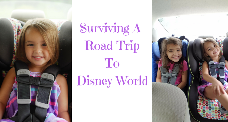 Surviving A Road Trip To Disney World