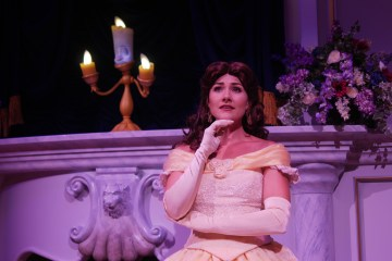 3 Places To See Belle At Walt Disney World's Magic Kingdom