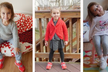Cute Shoes For Running Toddlers From IFME