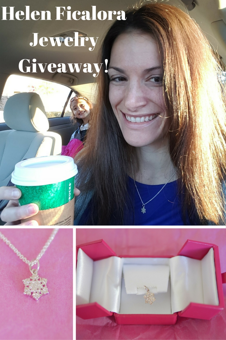 "Holiday Season ""Me Time"" Reminder & Helen Ficalora Jewelry Giveaway - Found on Theresa's Reviews - www.theresasreviews.com - Christmas"