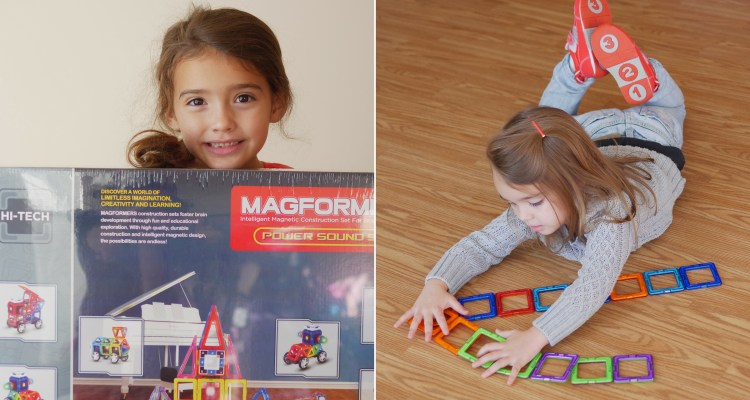 STEM Learning Tips With Magformers Magnet Toys