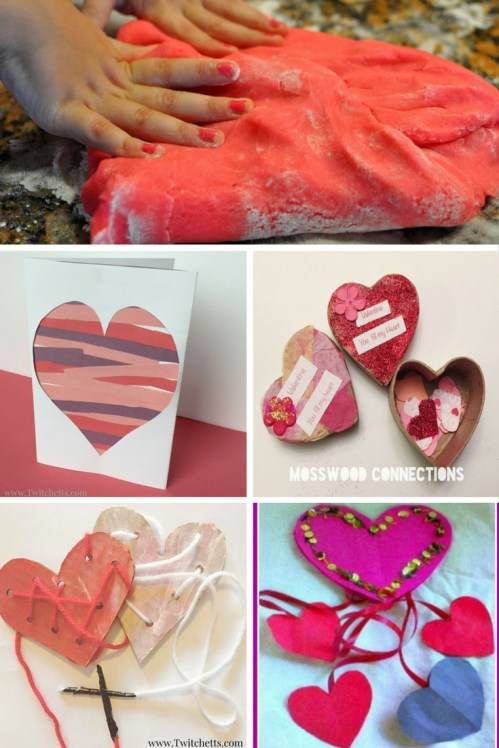 Theresa's Reviews - DIY Valentine's Day Crafts