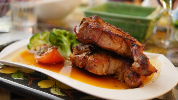 Veal Chops At Da Mimmo's Restaurant In Little Italy Baltimore - By Theresa's Reviews