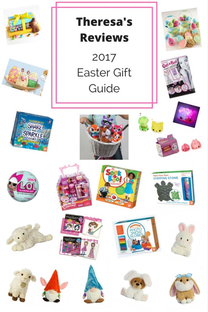 Theresa's Reviews 2017 Easter Gift Guide and Easter Giveaway