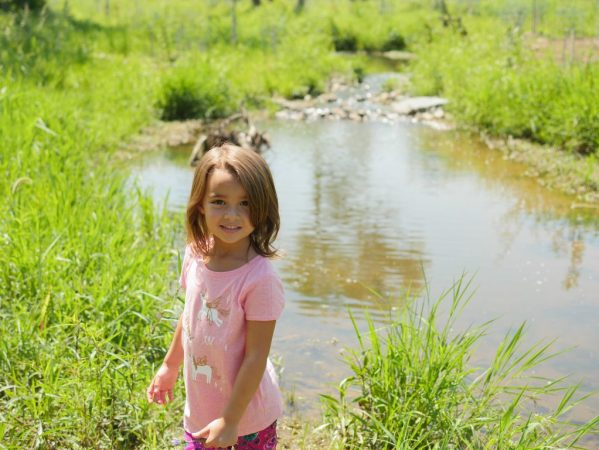 A family walk can help you de-stress before the beginning of a new school year! - How To Get The Most Out Of Summer's Last Weeks - By Theresa's Reviews www.theresasreviews.com