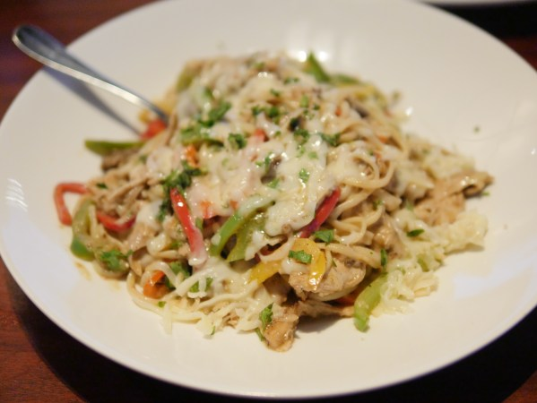 Rattlesnake Pasta at Stanford Grill in Columbia, Maryland - Theresa's Reviews