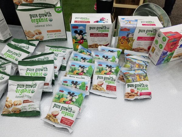 Pure Growth Organic at Natural Products Expo East 2017 - Theresa's Reviews #ExpoEast #ExpoEast2017