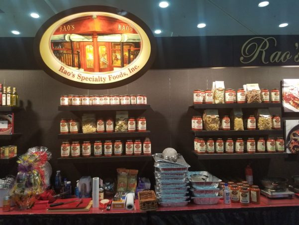 Rao's Specialty Foods at Natural Products Expo East 2017 - Theresa's Reviews #ExpoEast #ExpoEast2017