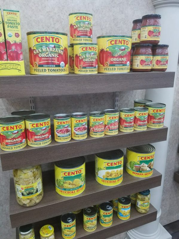 Cento San Marzano Organic Tomatoes at Natural Products Expo East 2017 - Theresa's Reviews #ExpoEast #ExpoEast2017