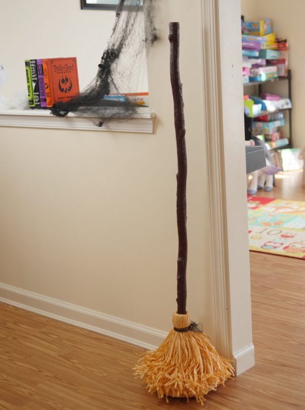 This Halloween, bring your home to life with Animated Enchanted Broom. Theresa's Reviews 2017 Halloween Decor