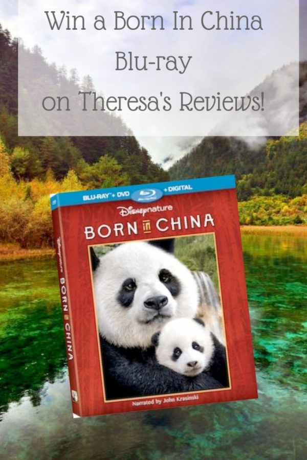 Win a Born In China Blu-rayon Theresa's Reviews!