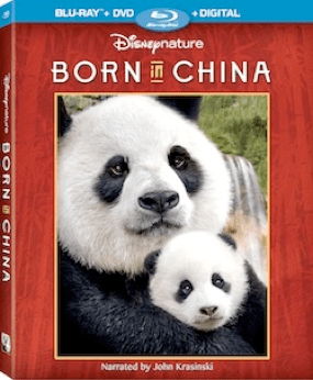 Win a Born in China Blu-ray on Theresa's Reviews!