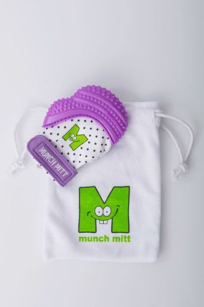Theresa's Reviews 2017 Christmas Gift Guide For Babies - Munch Mitt From Malarkey Kids