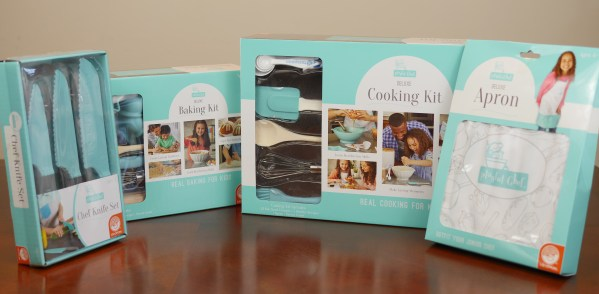 The Playful Chef collection comes with recipe ideas for children! - Theresa's Reviews 2017 Christmas Gift Guide For Children