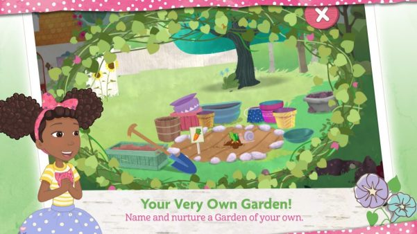 Nurture Your Garden in WellieWishers Garden Fun App