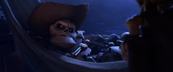 Edward J. Olmos As Chicharrón in Disney Pixar's Coco
