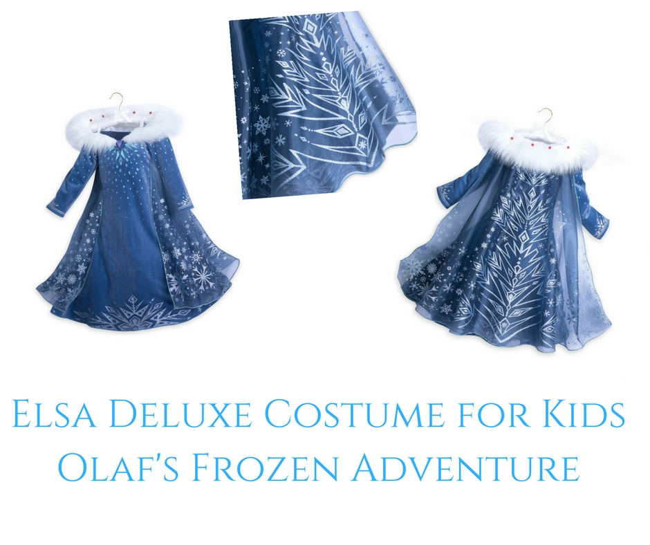Theresau0027s Reviews - Elsa Deluxe Costume for Kids - Olafu0027s Frozen Adventure  sc 1 st  Theresau0027s Reviews & Olafu0027s Frozen Adventure Toys: Top 10 Gift Ideas | Theresau0027s Reviews