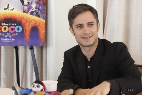 Gael Garcia Bernal plays Hector in Disney Pixar's new movie Coco. Photo credit mamalatinatips.com