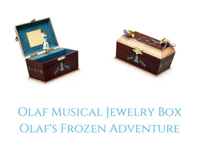 Theresa's Reviews - Olaf's Musical Jewelry Box