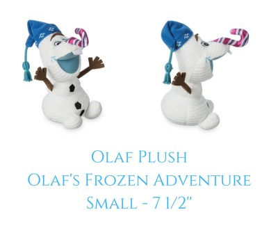 Theresa's Reviews - Olaf Plush - Olaf's Frozen Adventure - Small - 7 1/2''