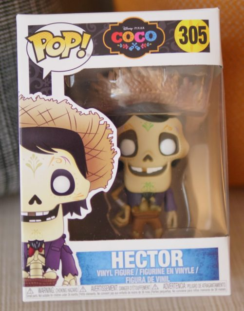 Funko POP Character Hector - Theresa's Reviews - 10 Must-Have Disney Pixar Coco Toys #PixarCocoEvent