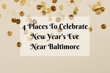 Theresa's Reviews - 4 Places To Celebrate New Year's Eve in Baltimore