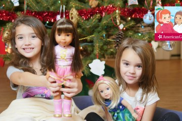 The Sammie and Georgie Show announces a Wellie Wisher doll giveaway.