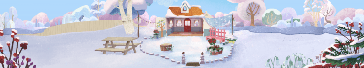 Theresa's Reviews - The Wellie Wisher Garden Fun update includes a winter wonderland where your favorite characters can dress up and play! #AmericanGirl