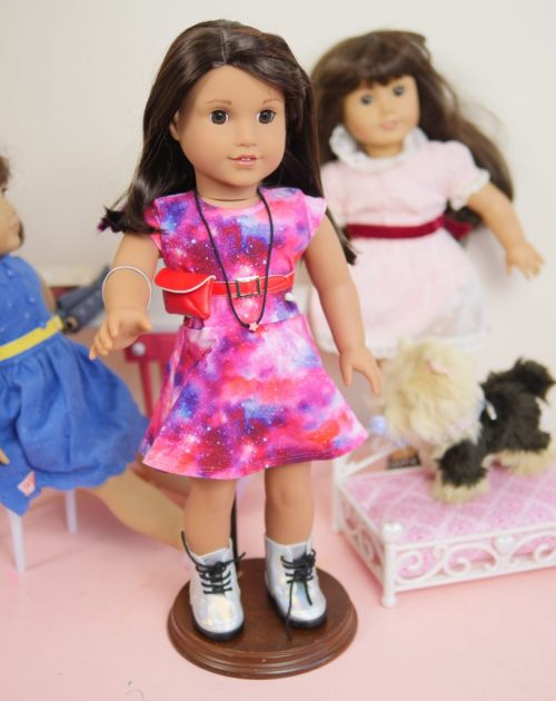 Theresa's Reviews - American Girl 2018 Girl of the Year Luciana Vega Doll