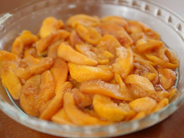 Theresa's Reviews - If you're cooking with dehydrated peaches, you can rehydrate them with a few simple steps