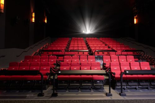 Theresa's Reviews - Recently, a new 4DX movie theater has opened in Washington DC!