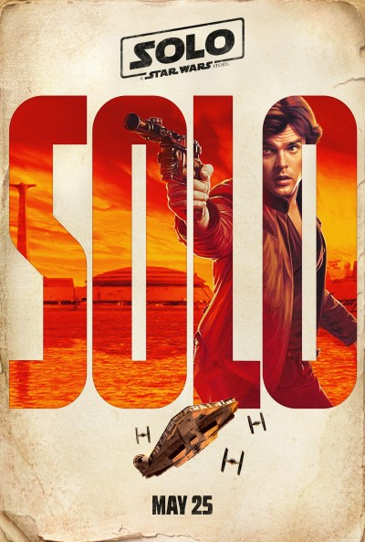Alden Ehrenreich as young Hans Solo. 'Solo: A Star Wars Story' character poster #SoloAStarWarsStory
