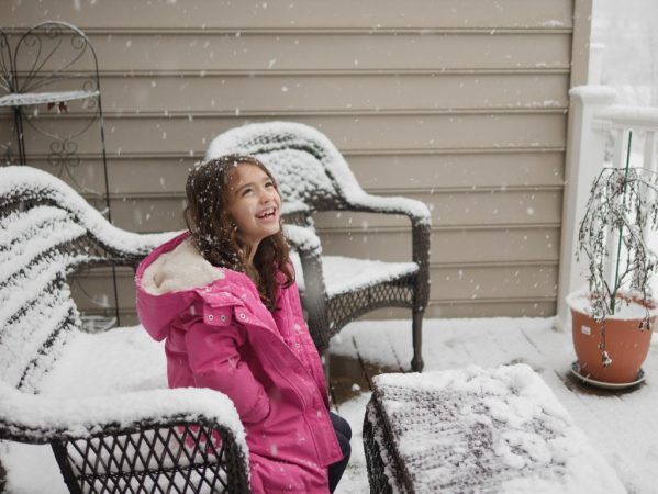 Snowy Day! Theresa's Reviews #Winter #Snow #Kids