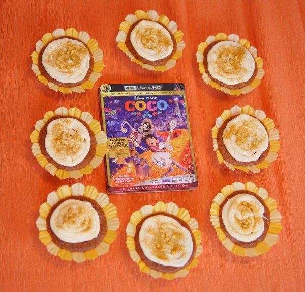 Disney Pixar's Coco movie releases on 4K Ultra HD, Blu-ray, DVD and On-Demand on Tuesday, February 27, 2018! Theresa's Reviews #CocoBluRay