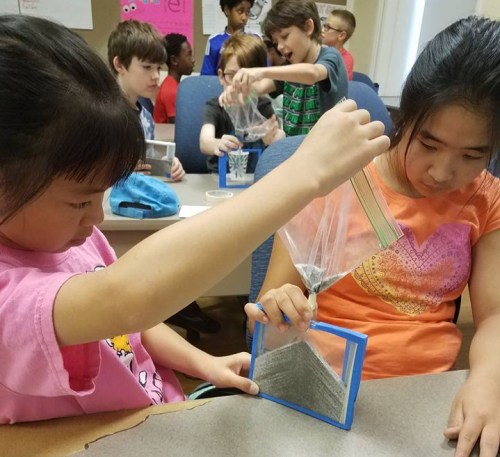 Theresa's Reviews 2018 Maryland Area Camp Guide - Notre Dame of Maryland STEM Camp