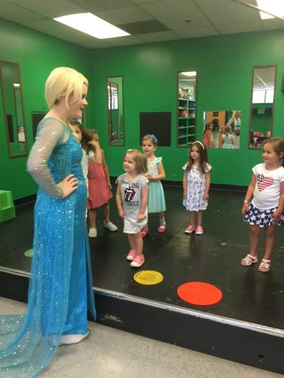 Theresa's Reviews 2018 Maryland Area Camp Guide - Drama Learning Center Camp