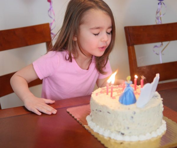 Our Simple 5th Birthday Celebration - Theresa's Reviews