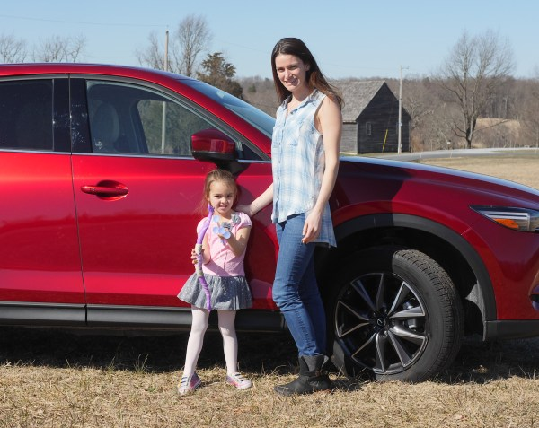 Family Celebrations with the 2018 Mazda CX-5 - Theresa's Reviews #ad #DriveMazda