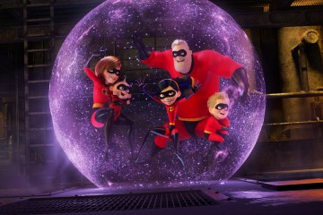 Modern Parenting In The New Incredibles 2 Trailer - Theresa's Reviews