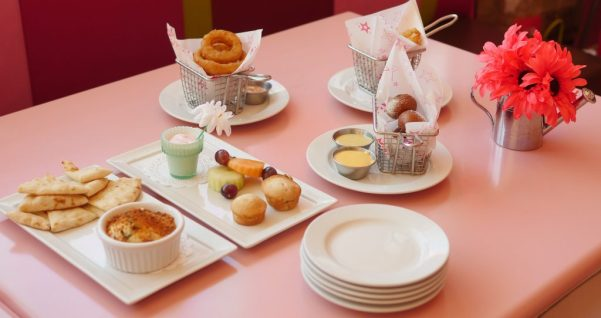 American Girl Cafe & Hair Salon Experience - Prix Fixe Menu Appetizers - Theresa's Reviews