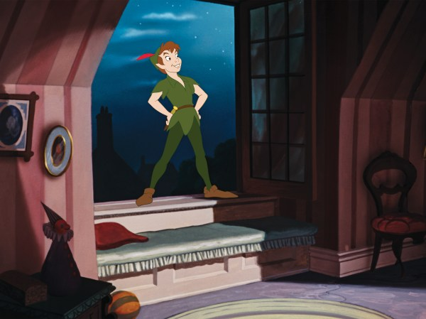 Peter Pan 65th Anniversary Blu-Ray & Activity Sheets - Theresa's Reviews
