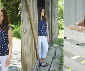 Comfortable Summer Style with Soft Surroundings -Theresa's Reviews