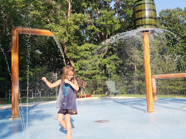 Family Camping at the Williamsburg / Busch Gardens KOA - Theresa's Reviews
