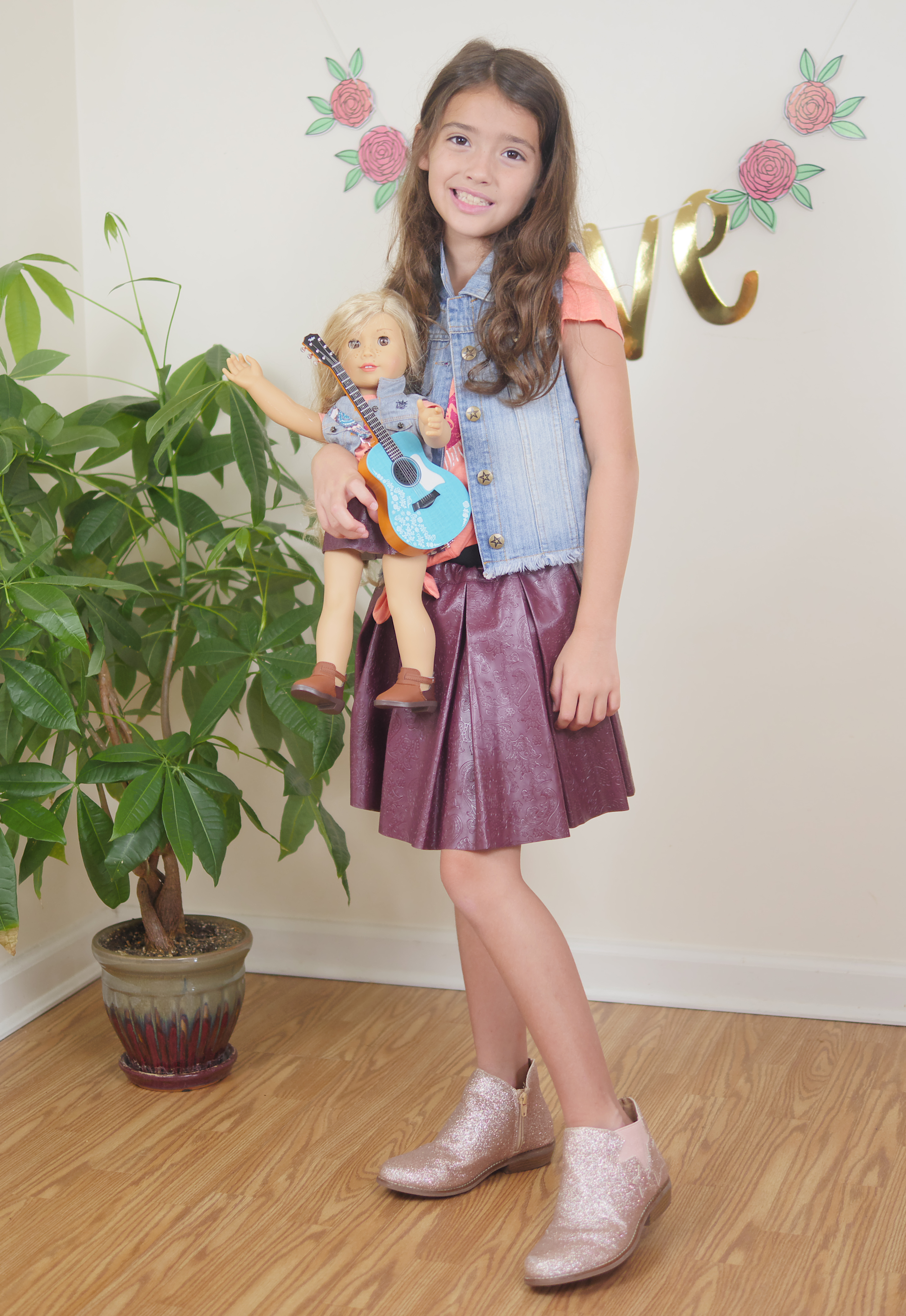 Back To School Clothes Shopping With American Girl