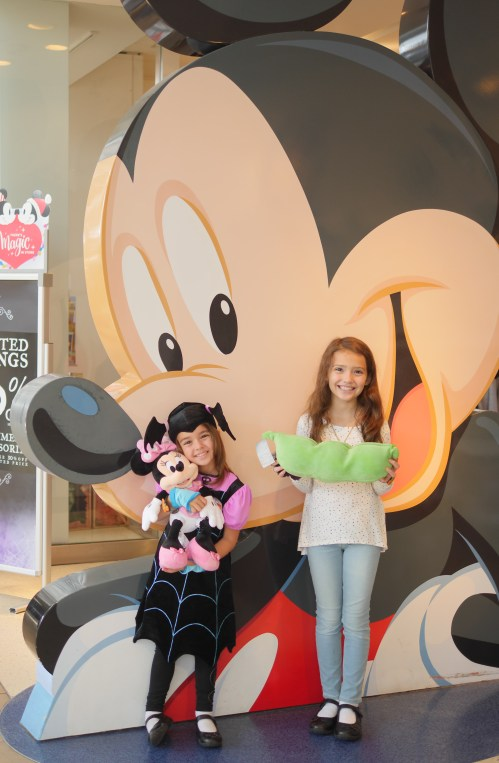Disney Store's Haunted Halloween Party - Theresa's Reviews
