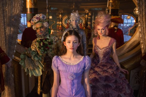 Disney's The Nutcracker and the Four Realms Movie Review - Theresa's Reviews