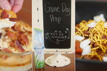 Read about my game day prep on Theresa's Reviews at https://theresasreviews.com/3-tips-for-game-day-prep/. You CAN'T forget the odor-eliminating MVP of any party, @Febreze! Learn more at http://spr.ly/theresasreviewsfebrezesuperbowl.#ad #PartyPrepwithFebreze #FebrezeFreshForce