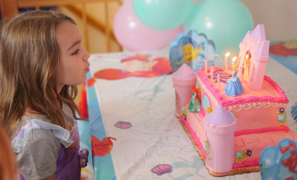 Our Disney 'Little Mermaid' Ariel Princess Party - Theresa's Reviews